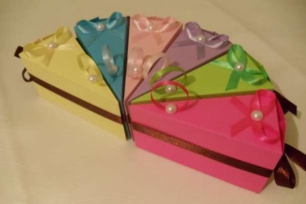 Коробка для торта из конфет своими руками